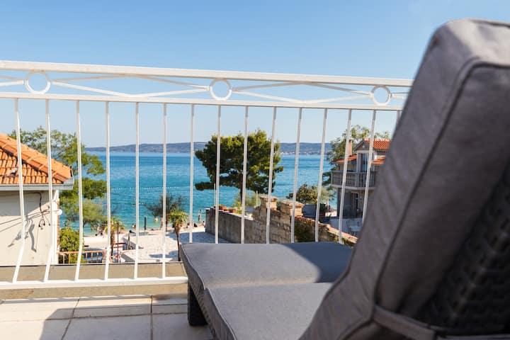 "Apartment  "" Terrace Kastela """