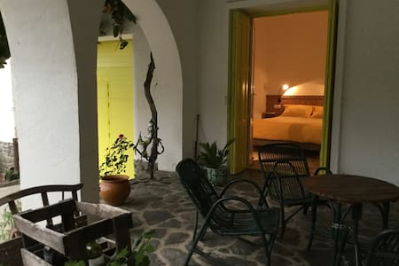 Le Clos St André, Le Petit Couscouril, Banyuls/mer - Banyuls-sur-Mer - Bed & Breakfast