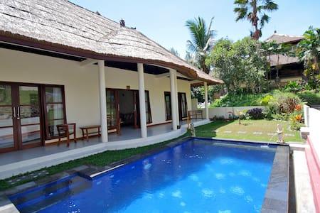 Medewi Bay Retreat - 2 Bedroom Villa Private Pool - Pekutatan - Villa