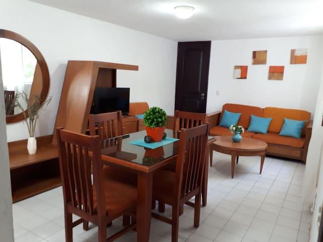 Quinta la Ceiba, Perfect Location