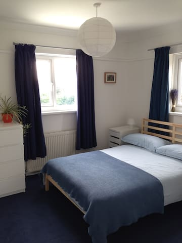 Bright Double Room on the edge of Gower - Upper Killay - House