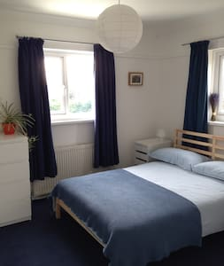 Bright Double Room on the edge of Gower - Upper Killay