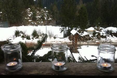 camera privata sulle Dolomiti - Rocca Pietore