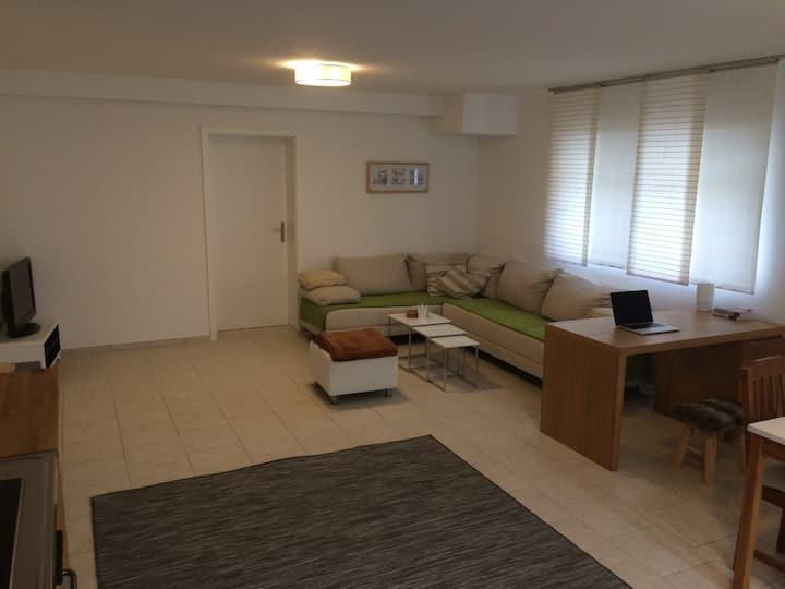 1 oder 2 Zimmer Appartement