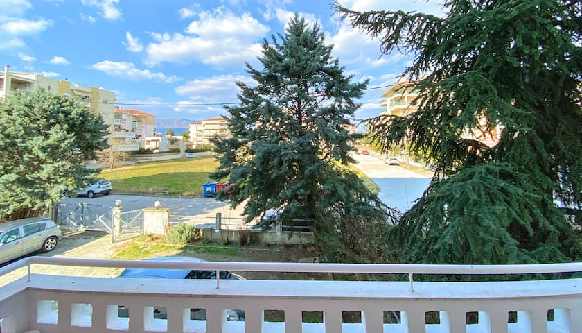 Sunny Apartment with view - 2Room Full Equipped