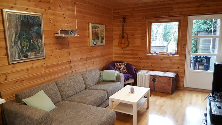 One-room cabin