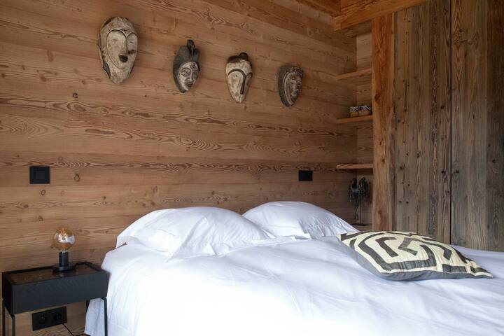 Private room in new B&B close to Morzine and ski 5