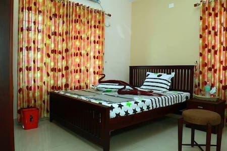 Misty Rosa Resorts (AC Single Bedroom)
