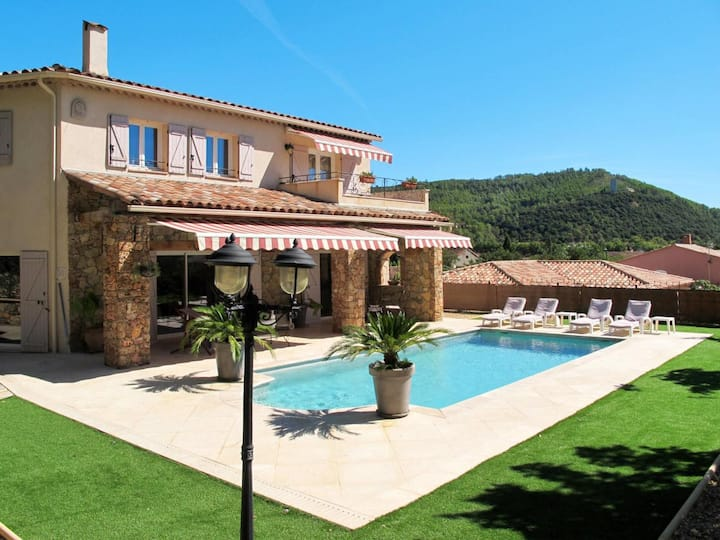 Villa 4 chambres 160m2 avec piscine chauffée