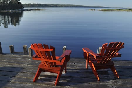 Fawson's Cove Seaside Vacation Home - Halifax - Hytte