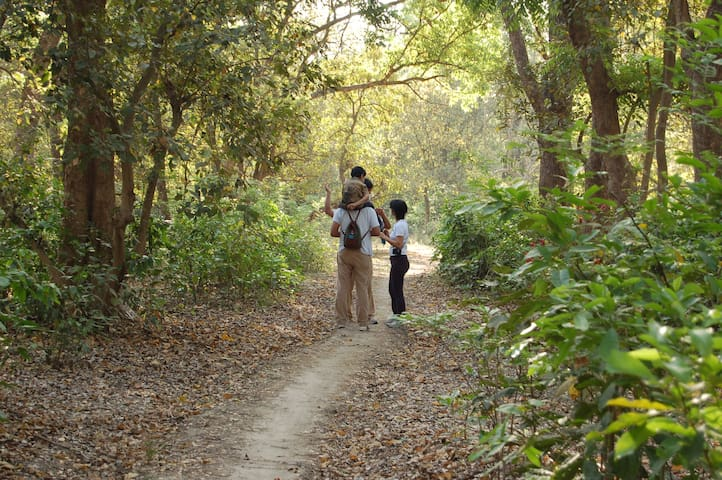 Jaagar - The Trails of Corbett, Ramnagar