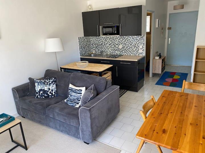 Appartement proximité plage et port de hyeres