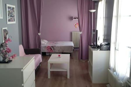 Studio au cœur de FONTAINEBLEAU - Fontainebleau - Departamento