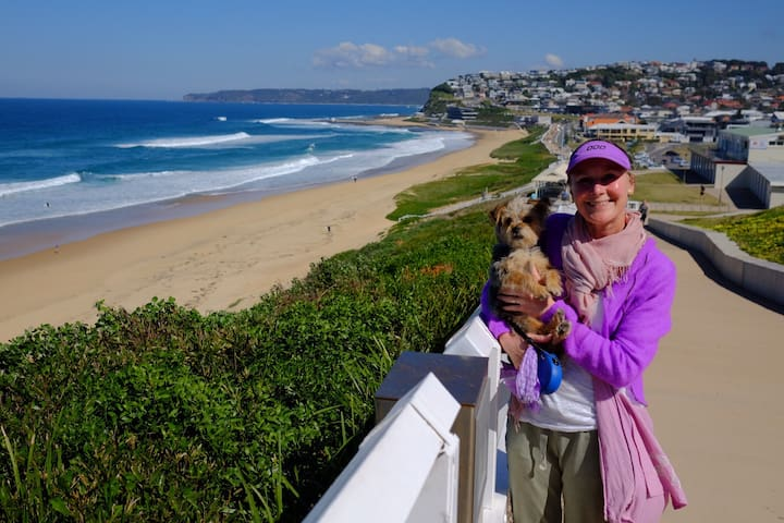Ocean Spirit in Merewether. It's all close & easy.
