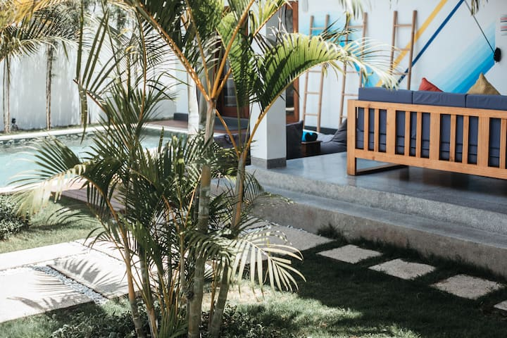 Santosha Villa- 3br Villa with pool