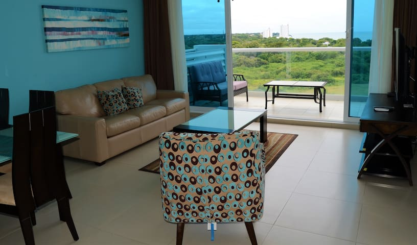 Apartamento frente al mar: Ocean Two 8B - Rio Hato - Apartment