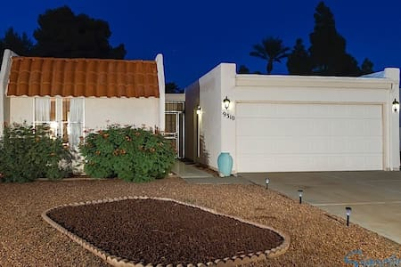 , House at Sun Lakes, with Golf Course - Sun Lakes