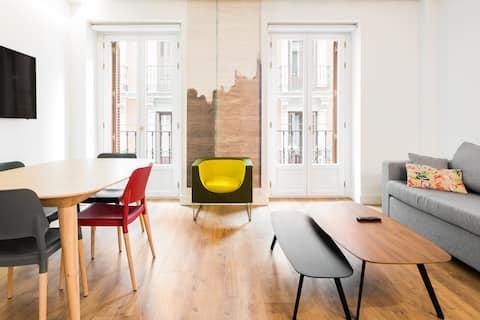 Objetivamente, el mejor apartamento de Madrid.