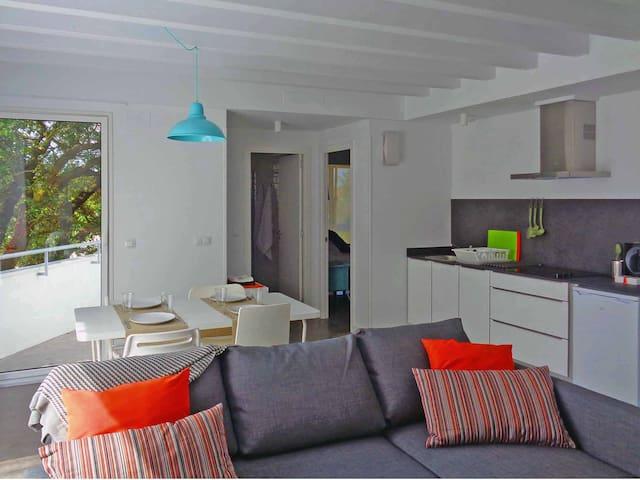 SOMO.  ESTUDIO SUR - APARTAMENTOS MONTESOMO - Cantabria - Apartment