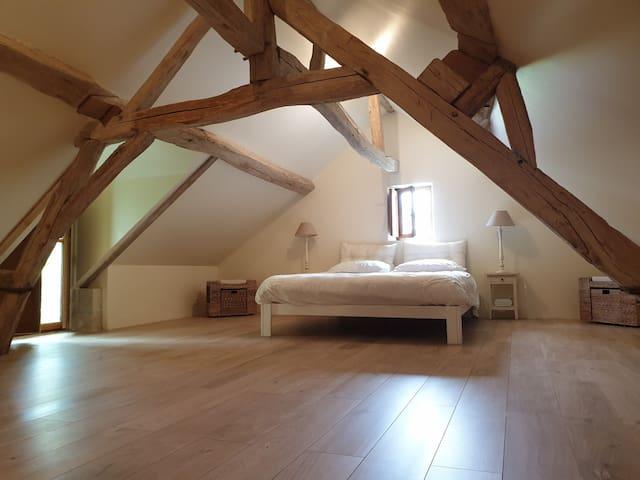 Gîte de charme proche Amboise, Chenonceau, Beauval