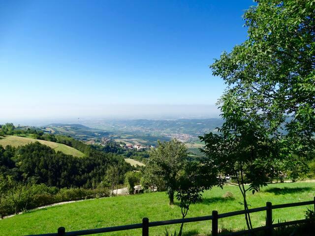 Casa per 2/3 persone vicino Verona - Azzago di Grezzana - Casa
