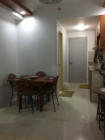 Grass Residence Condo unit 2 - Quezon City - Appartement