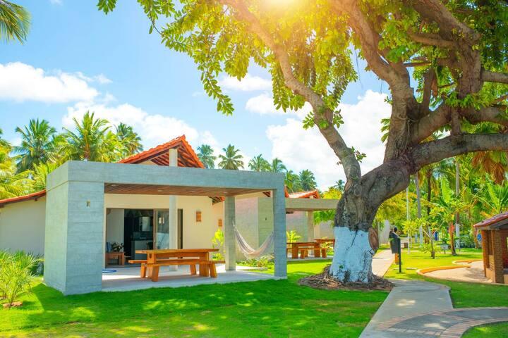 Costa Dourada Village - Bangalô 2 quartos