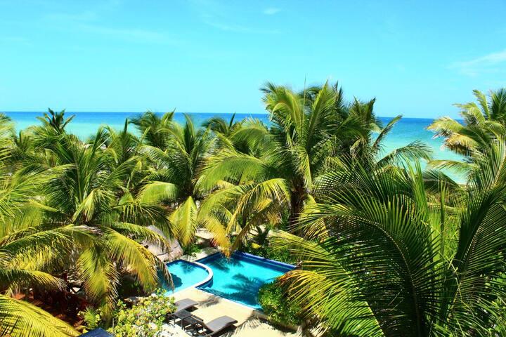 Tulix Cay Luxury Ocean Front Villa