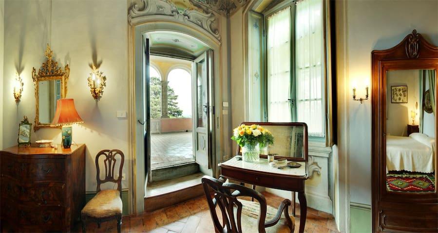 Appartamento in Dimora storica - Nigoline Bonomelli - Corte Franca - Вилла