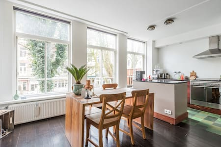 Spacious cozy Apartment in Central Location! - Amsterdam - Apartment