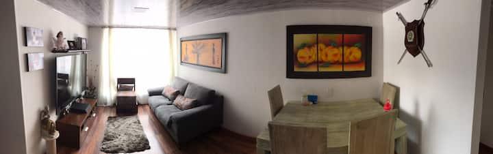 Apartamento Norte de Bogota, tres alcobas