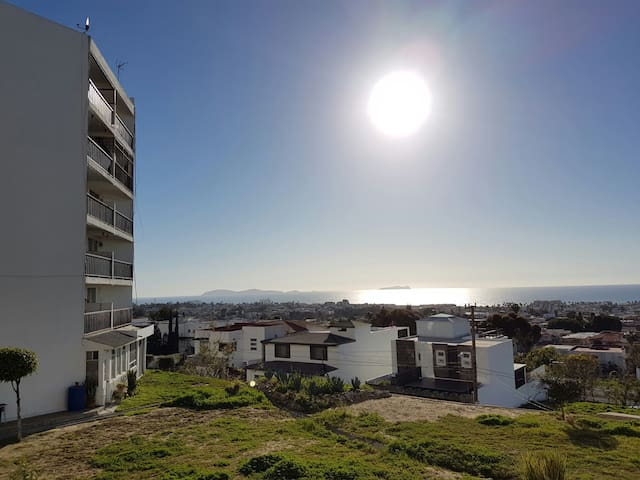 Ocean view apartment! Gated complex - Tijuana  - Apartment