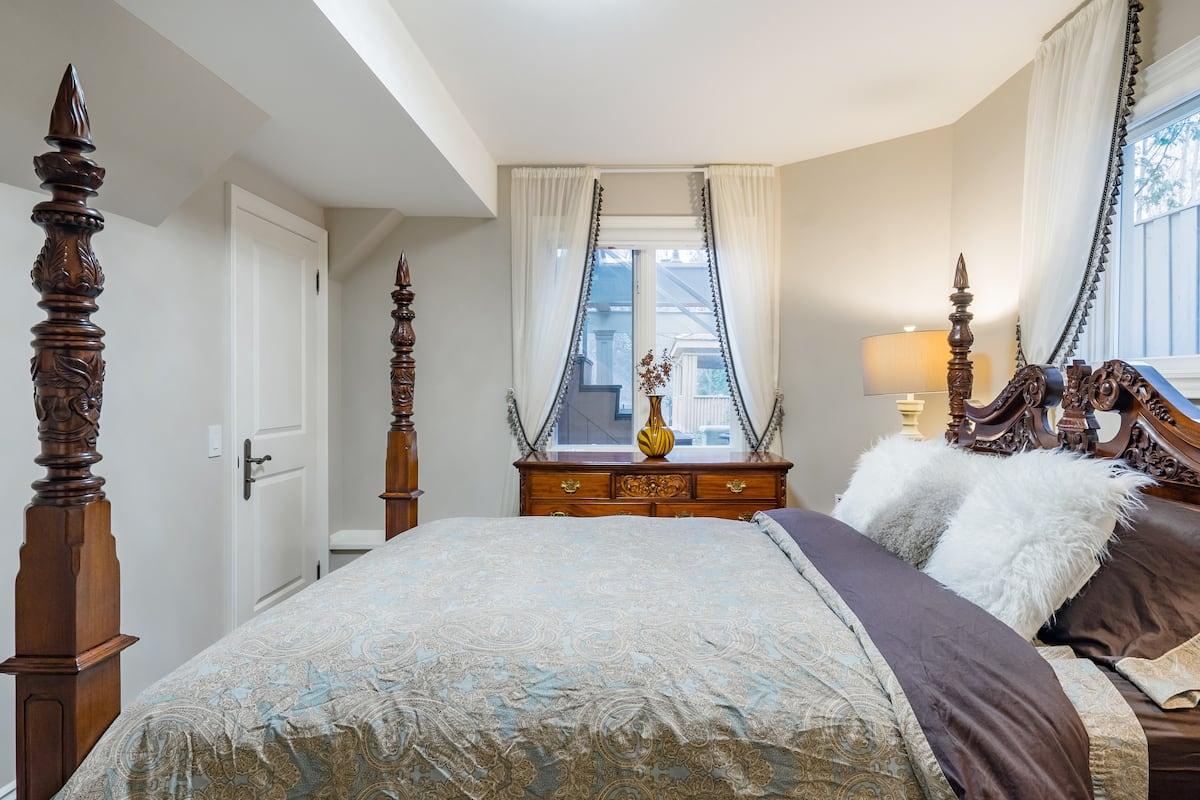 Guest Apartment in Quiet Ravine Retreat
