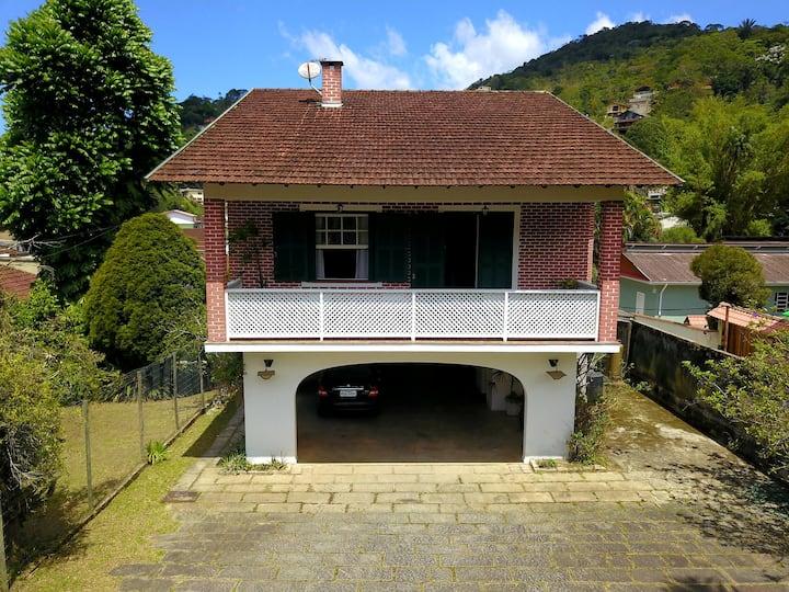 Casa com total conforto em Petrópolis RJ