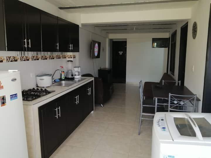 Apartamento El paraíso 203