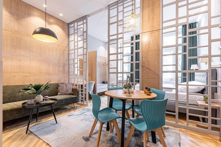 Zeus Design Apartment Vienna ※ 8