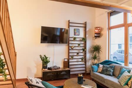 L'appartement des Artistes ( pour 4 personnes)