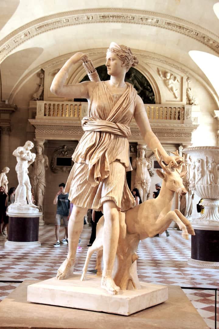 Ma Statue préférée