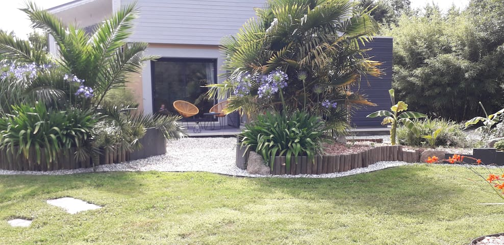 """Chambre d'hôtes """"Le Jardin du Ster"""" spa privatif"""