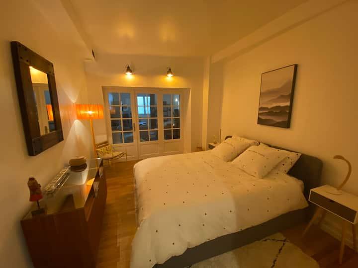 Appartement cocooning en hyper centre d'Orléans