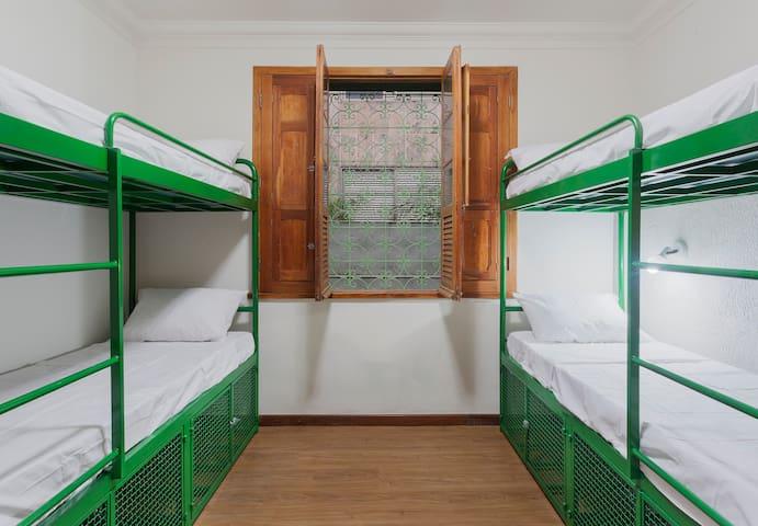 Dormitorio 4 Camas Misto - Belo Horizonte