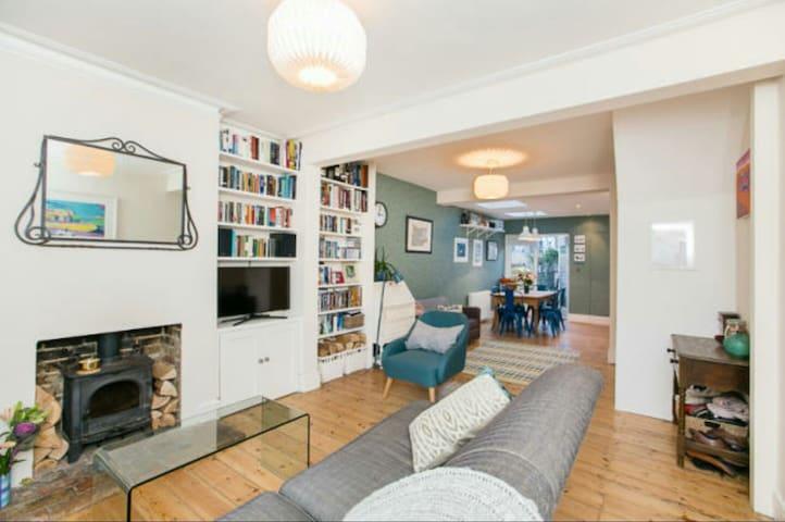 Stunning Victorian cottage - Londres - Casa