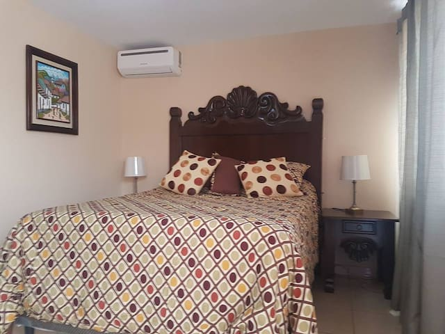 Cozy Apt #2 near Intercont. Hotel/Multiplaza TGU - Tegucigalpa - Apartment