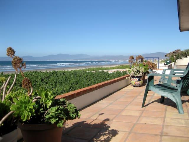 Oceanfront Beauty on Sandy Beach