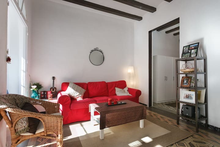 Lovely Room near Plaza Espanya - Barcelona