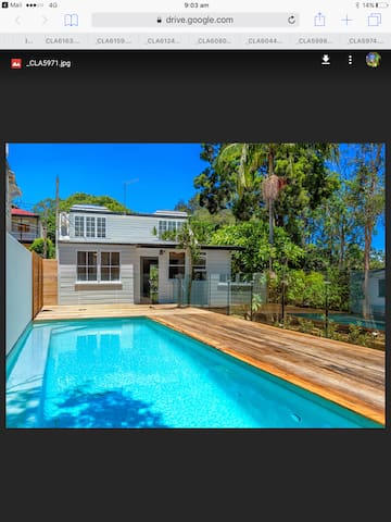 Cute cottage, treed area,  close to the city - Toowong - House