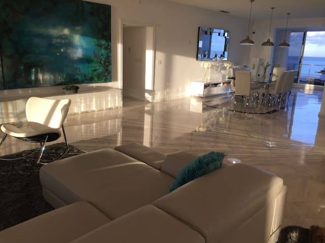 4000SqFt Penthouse MIAMI BEACH -MANSION IN THE SKY - Miami Beach - Appartement