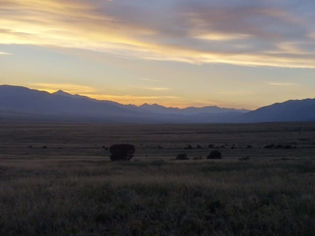 San Luis Valley Paradise close to Hot Springs!