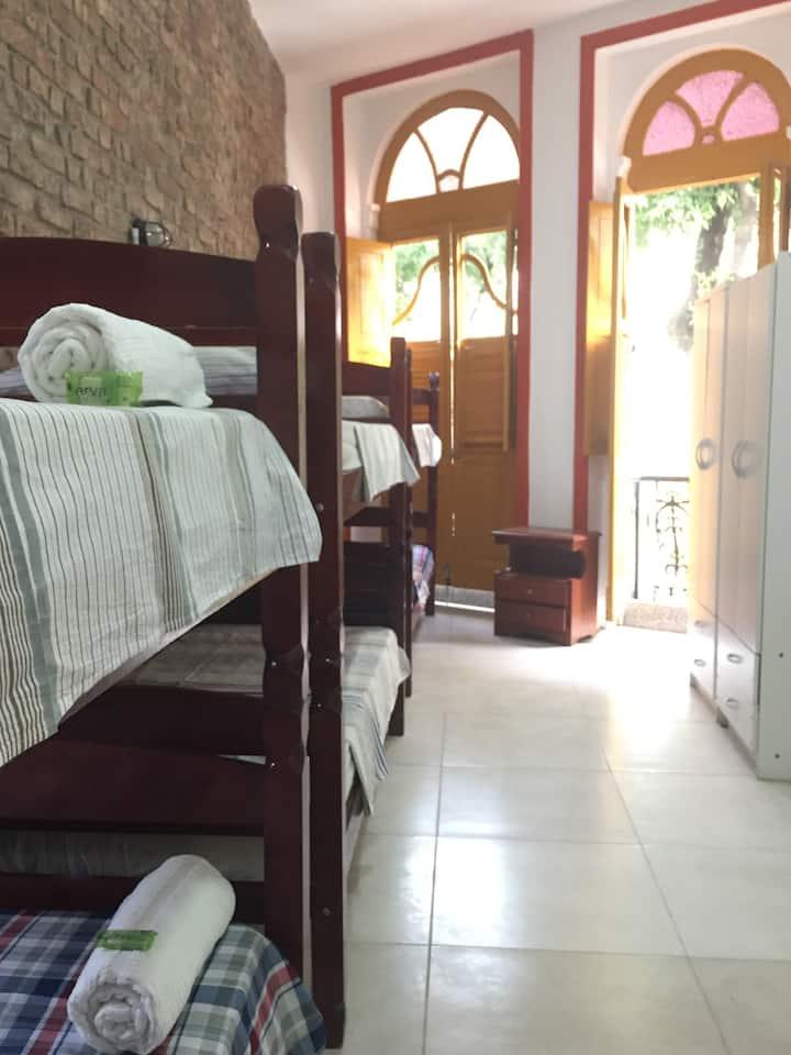 Hostel Lapa 166 Quarto Compartilhado Misto