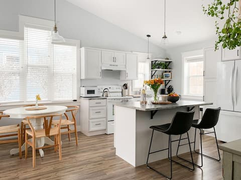 Modern Coastal Cottage in Town of Pictou, NS